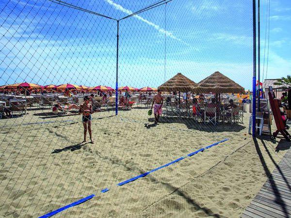 Bagno Paradiso - Campo da beach