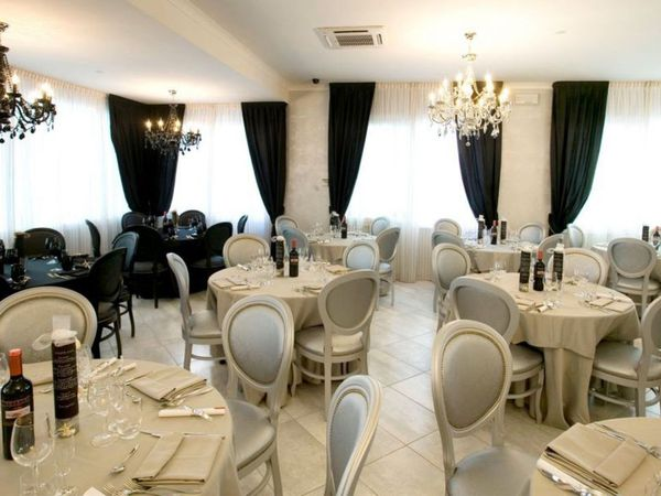 Hotel Coelho - Sala da Pranzo