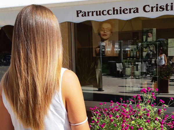 Parrucchiera Cristina - Colore e piega