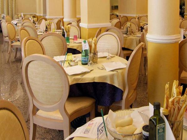 Hotel Azzurra - Sala da Pranzo