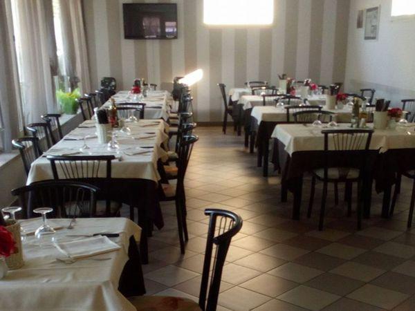 Ristorante Pizzeria Orfeo - Interno