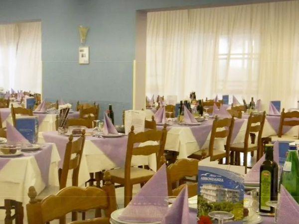 Hotel Abbondanza - Sala da Pranzo