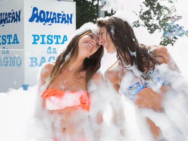 Aquafan - Schiuma Party