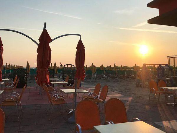 Bagno Ciao Mare - Area ristoro