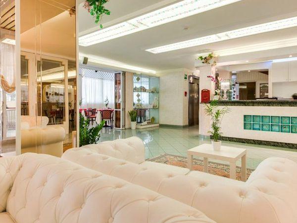 Hotel Simon - Hall