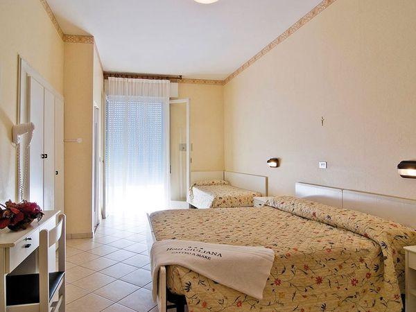 Hotel Giuliana - Camera