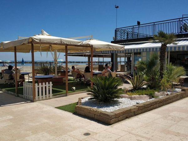Bagno Olimpia - Veranda