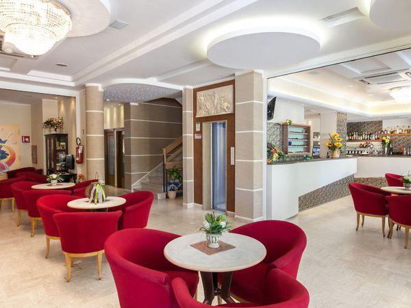 Hotel Delfino - Hall