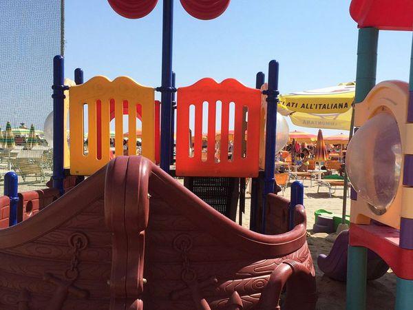 Playa Miguel - Area giochi