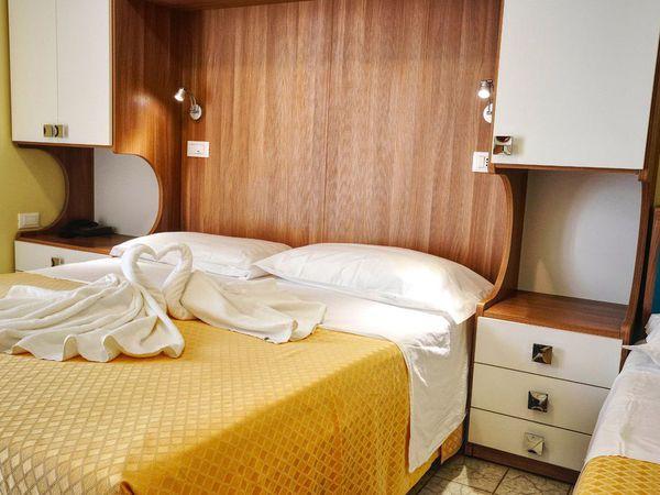 Hotel Delfino - Camera