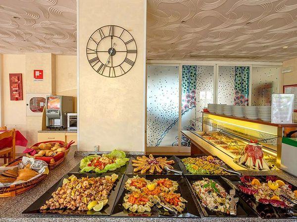 Hotel Giuliana - Buffet