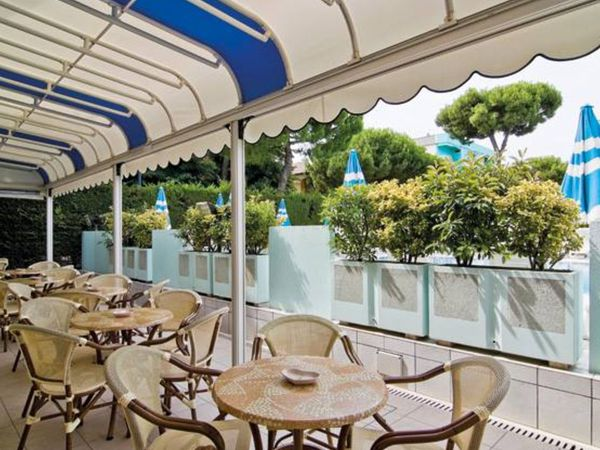 Hotel Giuliana - Veranda