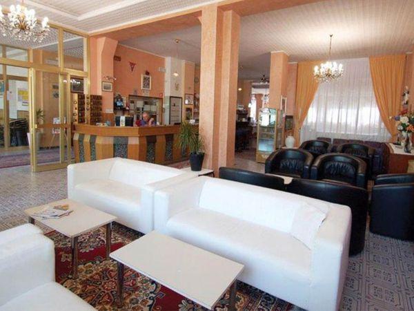 Hotel Levante - Sala relax