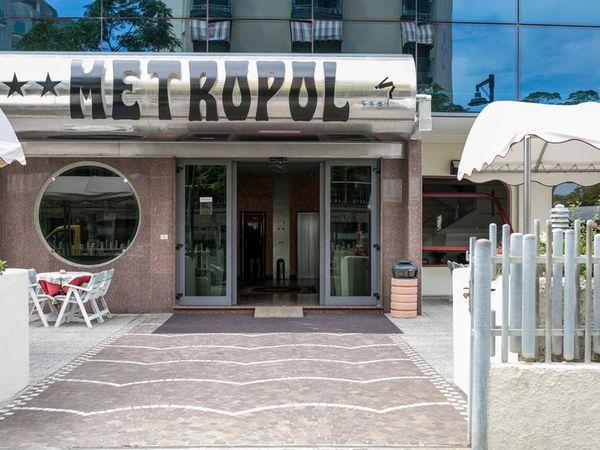 Hotel Metropol - Ingresso