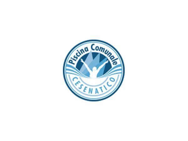 Piscina Comunale Cesenatico - Logo